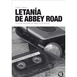 "Pablo Carrero · ""Letanía de Abbey Road"""