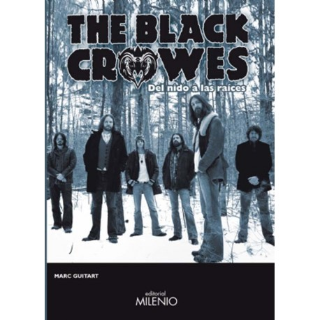 "Marc Guitart Ribas · ""The Black Crowes. Del nido a las raíces"""