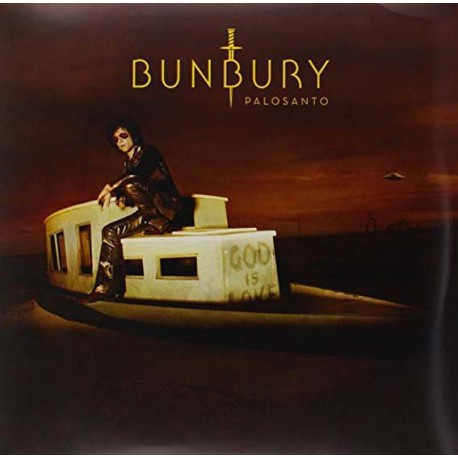 "Enrique Bunbury · ""Palosanto"" (vinilo+CD)"