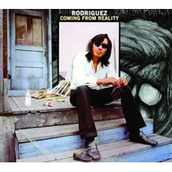 "Rodríguez · ""Coming from reality"" (CD)"