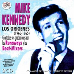 "Mike Keneddy · ""Los orígenes (1963-1965)"" (2 CDs)"
