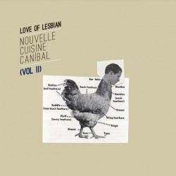 "Love of Lesbian · ""Nouvelle cuisine canibal. Vol. II"""