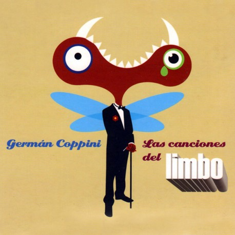"Germán Coppini·""Las canciones del limbo"" (CD)"