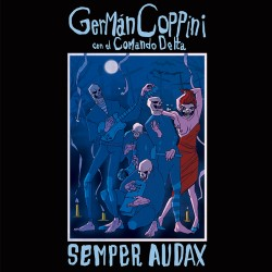 "Germán Coppini·""Semper Audax"" (LP Vinilo 12' + Libro + CD)"