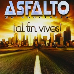 "Asfalto·""Al fin vivos"" (Doble CD)"