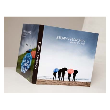 "Stormy Mondays · ""The Lay Of The Land"" (Doble CD + Libreto)"