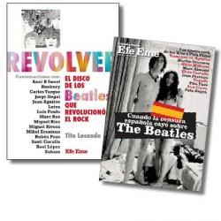 """OFERTA · """"Revolver. El disco de los Beatles que revolucionó el rock y Cuadernos nº 8"""" y """"Cuadernos nº 4"""""""