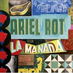 """Ariel Rot · """"La manada"""" (vinilo+CD)"""