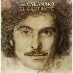 """Andrés Calamaro · """"El cantante"""" (Vinilo+CD)"""