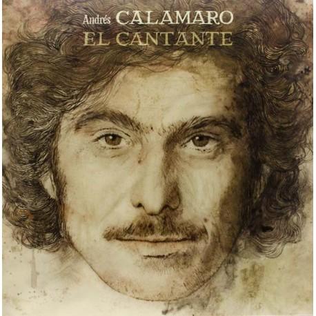 """Andrés Calamaro · """"El cantante"""" (Vinilos+CD)"""