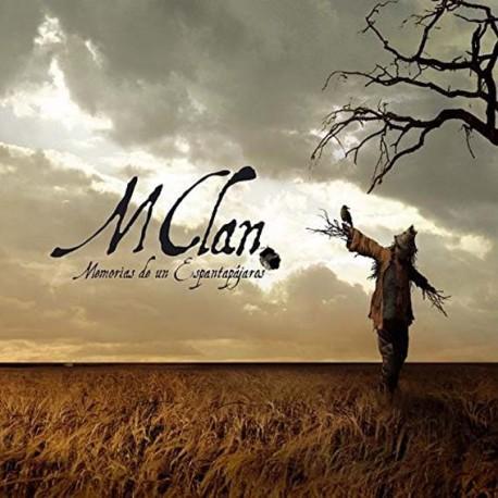 """M Clan · """"Memorias de un espantapájaros"""" (Vinilos+CD)"""