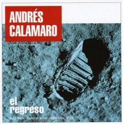 """Andrés Calamaro · """"El regreso"""" (2 Vinilos+CD)"""