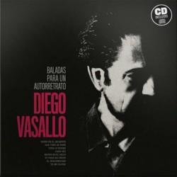 """Diego Vasallo · """"Baladas para un autorretrato"""" (Vinilo+CD)"""