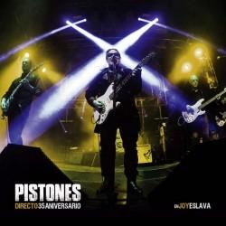 "Pistones · ""Directo 35 aniversario"" (CD + DVD)"