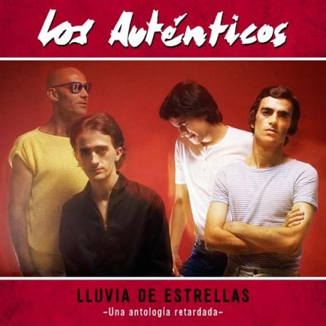 """Los Auténticos · """"Lluvia de Estrellas"""" (CD)"""