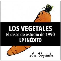"""Los Vegetales · """"Los Vegetales. El disco de estudio, 1990"""" (Vinilo naranja fluor + 3 CDs)"""