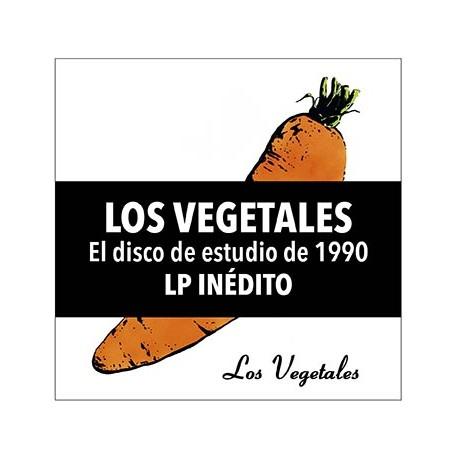 "Los Vegetales · ""Los Vegetales"" (Vinilo naranja fluor + 3 CDs)"