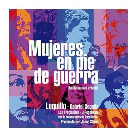 """Loquillo · """"Mujeres en pie de guerra"""" (Vinilo+CD)"""