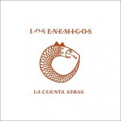 """Los Enemigos · """"La cuenta atrás"""" (Vinilo+CD)"""