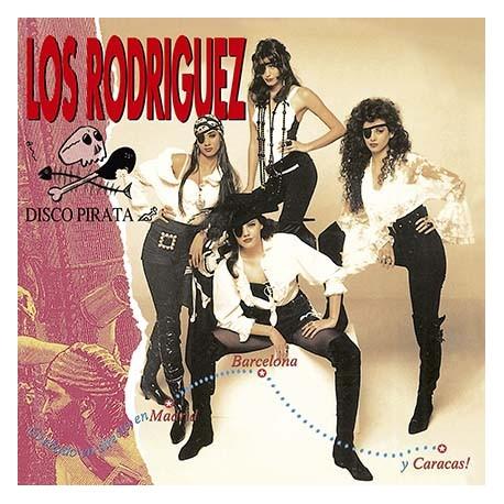 "Los Rodríguez · ""Disco pirata"" (Vinilo+CD)"