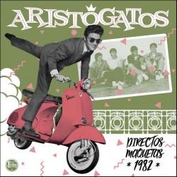 """Aristogatos · """"Directos maquetas 1982"""" (Vinilo negro 12"""")"""
