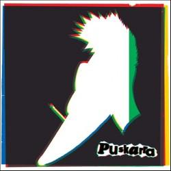"""Puskarra · """"Puskarra"""" (Maxi Original de Shanti Records (1981). Vinilo negro 12"""")"""