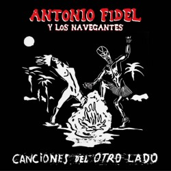 """Antonio Fidel ·""""Canciones del otro lado"""" (vinilo+libreto+2 CDs)"""
