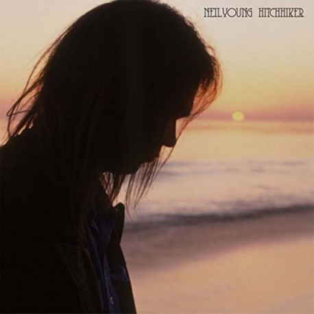 "Neil Young · ""Hitchhiker"" (vinilo LP)"