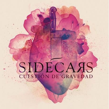 """Sidecars · """"Cuestión de gravedad"""" (Vinilo LP+CD)"""