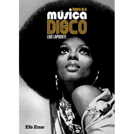 """Luis Lapuente · """"Historia de la música disco"""""""