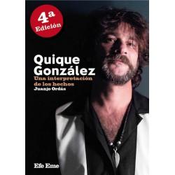 """Juanjo Ordás · """"Quique González. Una interpretación de los hechos"""""""