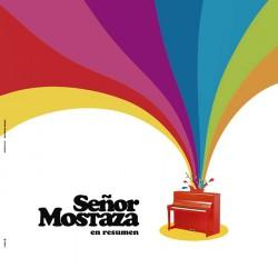 """Señor Mostaza·""""En resumen"""" (LP vinilo)"""