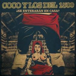 """Cocoy Los del1500 · """"¿Se enterarán en casa?"""" (vinilo LP)"""