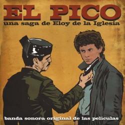 """Luis Iriondo, C-Pillos, Joaquín Carmona, Tamara Salazar · """"ElPico: Banda Sonora Original de las Películas"""" (vinilo LP + CD)"""