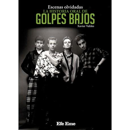 """Xavier Valiño · """"GOLPES BAJOS. Escenas olvidadas"""""""