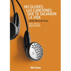 """Carlos Pérez de Ziriza · """"No olvides las canciones que te salvaron la vida"""""""