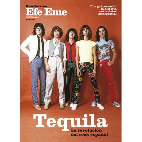 Cuadernos Efe Eme Especial nº 3 ·  Tequila