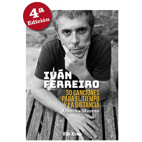 """Arancha Moreno · """"Iván Ferreiro. 30 canciones para el tiempo y la distancia"""""""