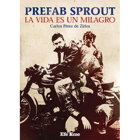 """Carlos Pérez de Ziriza · """"Prefab Sprout, la vida es un milagro"""""""