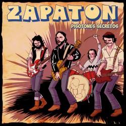 """Zapatón·""""Pisotones secretos"""" (CD)"""