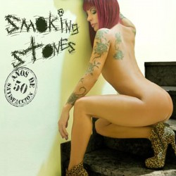 """Smoking Stones con Rot, Urrutia, Burning, Segarra, Malla, Tarque, Leiva·""""50 años de satisfacción"""" (2 LPs)"""