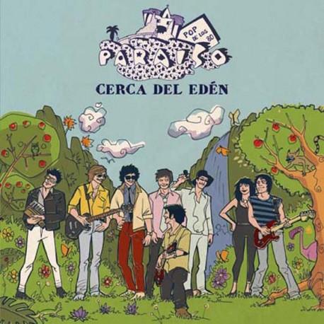"""Paraíso · """"Cerca del Dedén"""" (LP + 3 CDs)"""