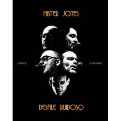 "Mister Jones·""Desfile ruidoso"" (CD + DVD)"