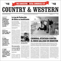 "Siniestro Total·""Country & western"" (LP vinilo)"