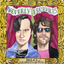 """The Neverly Brothers (Fernando y Guille Martín con Calamaro, Rot, Micky, Lliso)·""""Solos o en compañía de otros"""" (LP vinilo)"""