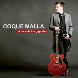 "Coque Malla·""La hora de los gigantes"" (LP + single vinilo)"
