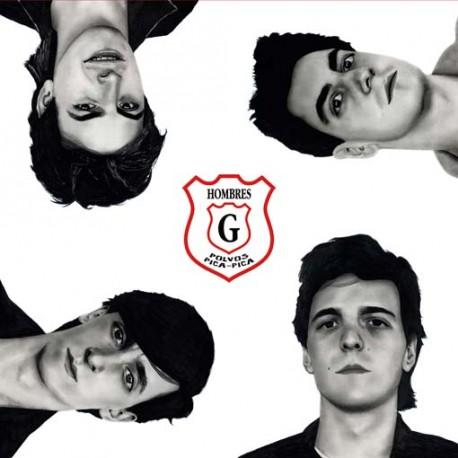 """Hombres G·""""Polvos pica-pica"""" (LP + libro + 2 CDs)"""