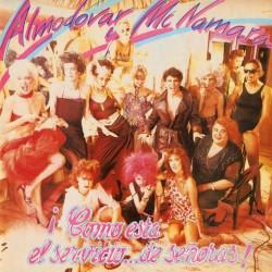 """Almodóvar & McNamara·""""¡Cómo está el servicio... de señoras!"""" (LP + libro + 2 CDs + DVD)"""