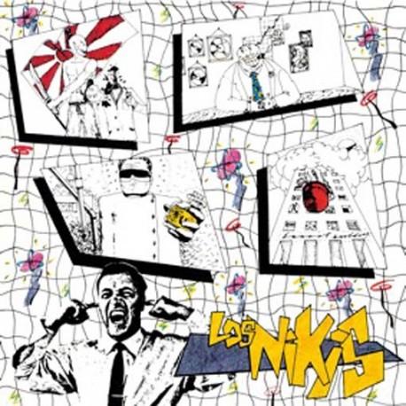 """Los Nikis·""""Los Nikis"""" (LP + libro + 2CDs)"""