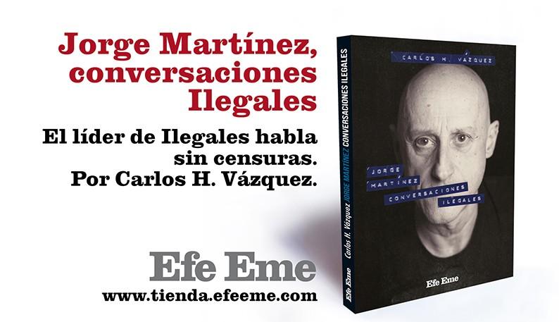 Jorge Martínez conversaciones